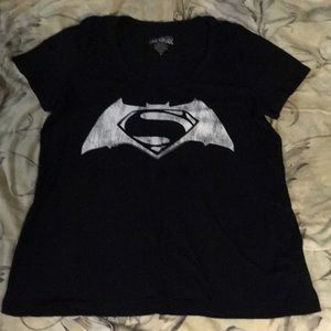 Torrid Superhero tee